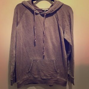 Purple American Eagle Outfitters Pullover Hoodie